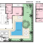 Allure Villas Floor Plan